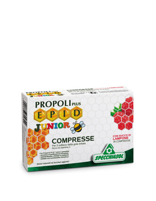 Junior EPID Compresse Pack 3D
