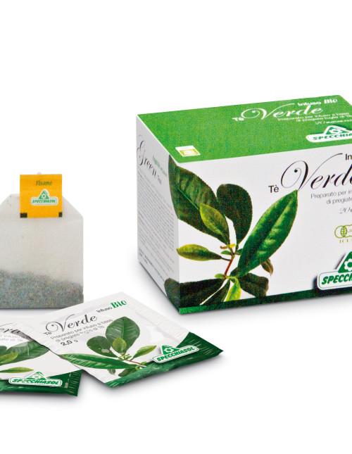 Pack Infuso Bio-Te Verde