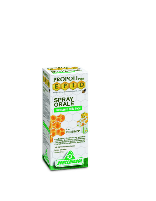 Spray Orale EPID Erisimo