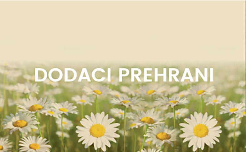 DODACI-PREHRANI